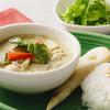 marihofu-doho-rubairurubukicchin - 料理写真:タイカレー(ゲーン)サラダ付 ¥980