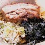 麺屋 春爛漫 - カラシビ味噌ラーメン(980円)