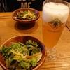 CONA - 料理写真:ランチビール