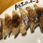 餃子のロッキー - ロッキー餃子(350円)