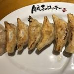 餃子のロッキー - えび餃子(430円)