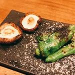 ロワゾー - 焼き野菜2種類