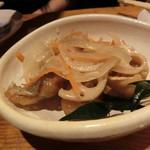 築地日本海 - 白身魚南蛮漬