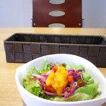 リリーベリー - Lily Berry Lunch D:サラダ