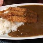 味のどん兵衛 - 料理写真:海老フライカレー