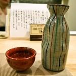 鮨 八代 - 大黒正宗 純米吟醸