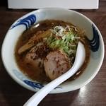 93727758 - 札幌ねぎ醤油  @800円 限定(2018.10)