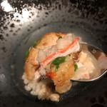 クッチーナ ラトリエ - 兵庫県香住蟹のリゾッチャ