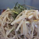 那須高原 麺の匠 - ざるそば