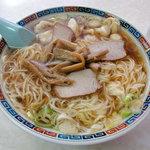 徐州楼 - ワンタン麺《大》
