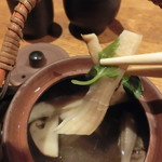 築地日本海 - 松茸さま