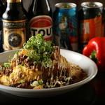 肉塊ステーキと創作オムライス Beer House KISH -