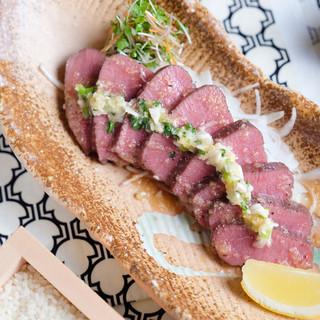 メディアにも取り上げられた肉料理
