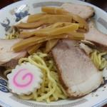 珍々亭 - チャーシュー油そば(タレ多め)2018.9.24