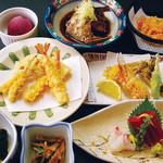 天ぷら新宿つな八 - 飲み放題付きコースもおすすめ(イメージです)