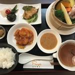 CHINA KITCHEN Ryo - 料理写真:おまかせランチ