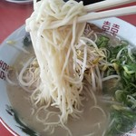 長浜ラーメン長浜一番 - 麺リフト