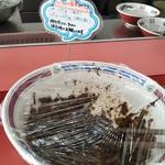 長浜ラーメン長浜一番 - 辛い高菜   これが好きだ(^^)