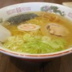 六もん - スープが美味しいです