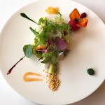 レストラン・モリエール - 温野菜