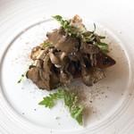 レストラン・モリエール - フォアグラ