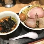 松戸富田麺業 - 特製つけざる