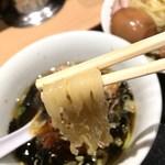 松戸富田麺業 - 麺に寄ってみました