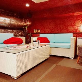 《女子会やデートに最適な個室もご用意しております♪》