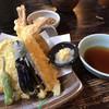 そば処 与市 - 料理写真:天ぷら盛り合わせ