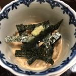 赤坂 津やま - ◎鯛茶漬け