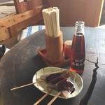 三峯ちどりや - 料理写真:
