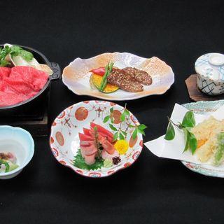 〔ご接待・ご会食〕季節の味覚を豊かに彩る月替わりの【昼会席】