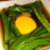 川中屋 - 料理写真:にらおひたし