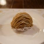 栗の木テラス - 料理写真: