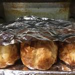 ローザンヌ - オーブントースターで焼いて