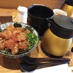93757661 - 数量限定❣️漬け鮪丼♪