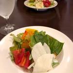 ワイン&お野菜バル ベジバル - サラダ