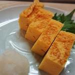 大衆割烹 藤八 - アニー伊藤の玉子焼き