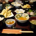 旬席 ふみ - 料理写真:ふみ御膳 ¥2,300