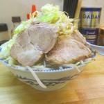 らーめん きじとら - 料理写真:2018年9月再訪問