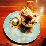 Cafe Diner Marshmallow -