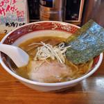 らーめん臺大 - 塩魚香麺
