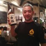 貝と魚と炭び シェルまる - 鈴木大介杜氏⭐