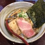 麺屋 照の坊 - 料理写真:「煮干しそば」780円