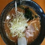 麺屋かわせみ - ネギ味噌ラーメン