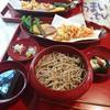 Sobadokoroshouchian - 料理写真:『今が一番』 1,900円 x  2人 河口湖 そば処 承知庵
