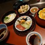 すし丸本店 - 日替わり定食