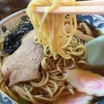 富久寿司 - 料理写真:ラーメン600円