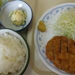 めし家かつとく - 料理写真: