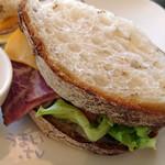 オルソンさんのいちご - 『ハビーのサンドイッチ・ドリンク付き』  1080円